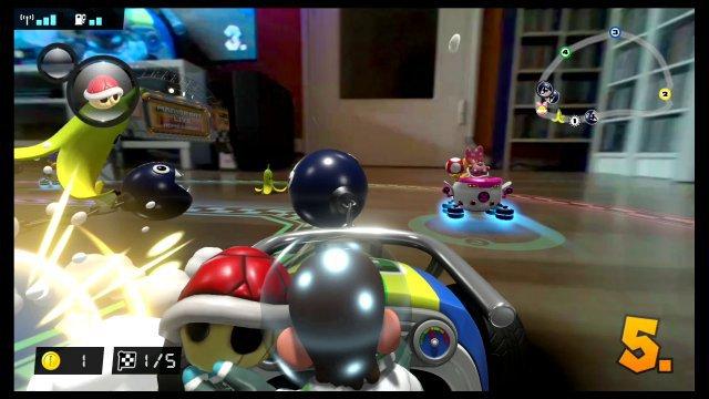 Da man selbst ohnehin immer mit Mario bzw. Luigi unterwegs ist, hat es uns nicht gestört, dass sich die Gegner Bowsers Verwandschaft beschränkt.