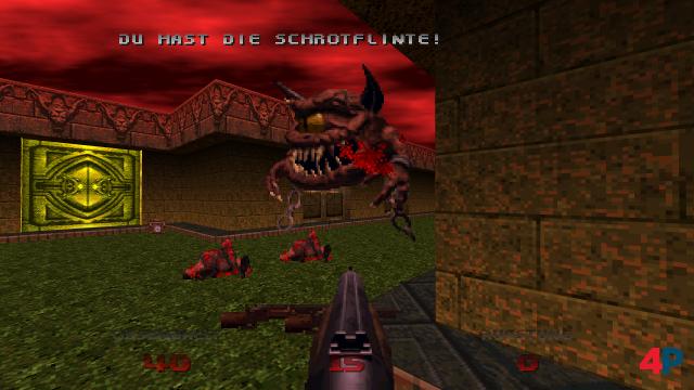Screenshot - Doom 64 (PS4) 92608595