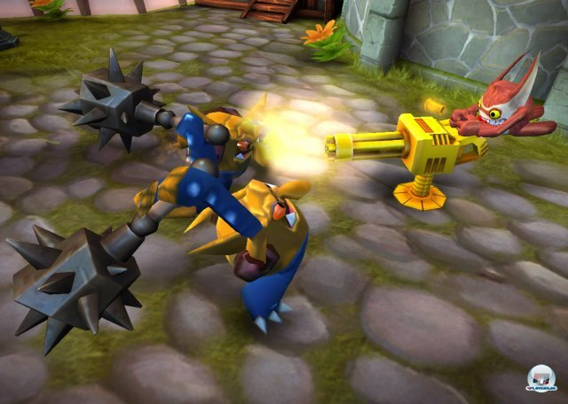 Screenshot - Skylanders: Giants (Wii_U) 92426977