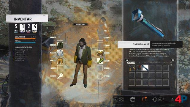 Screenshot - Disco Elysium (PlayStation5) 92638348