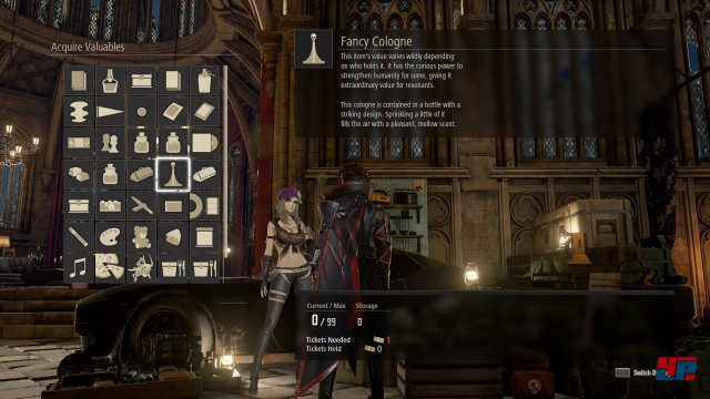 Screenshot - Code Vein (PC) 92558661