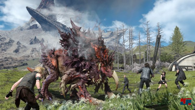 Screenshot - Final Fantasy 15 (PC) 92551210
