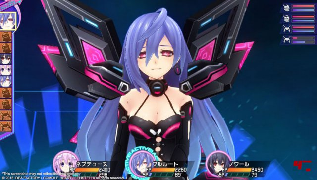 Screenshot - Hyperdimension Neptunia Re;Birth 3: V Century (PS_Vita)
