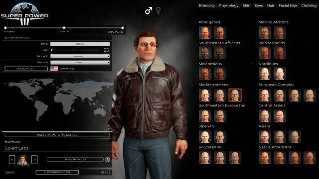 Screenshot - SuperPower 3 (PC)