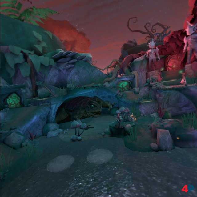 Screenshot - Moss (OculusQuest)