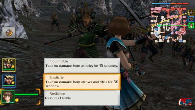 Screenshot - Samurai Warriors: Chronicles 3 (PS_Vita) 92506544