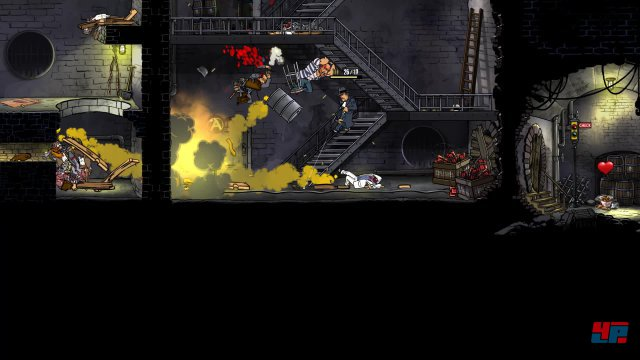 Screenshot - Guns, Gore & Cannoli 2 (PC) 92560611