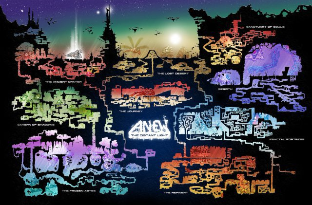 Screenshot - Anew: The Distant Light (PC) 92640699