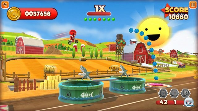 Screenshot - Joe Danger Touch (iPhone) 92439407