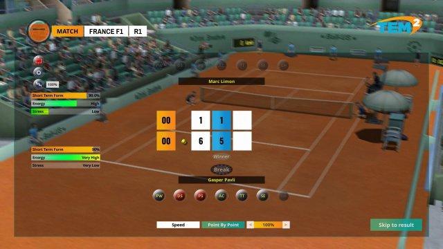 Screenshot - Tennis Elbow Manager 2 (PC) 92643106