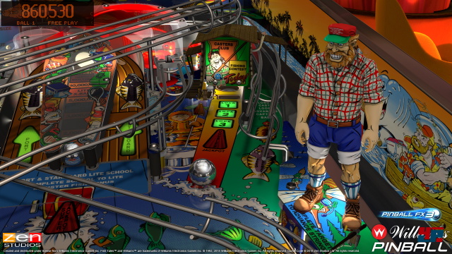 Screenshot - Williams Pinball: Volume 1 (Mac) 92575458