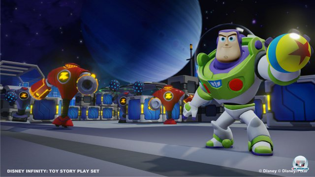 Screenshot - Disney Infinity (360) 92470845
