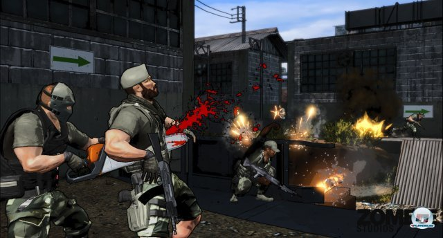 Screenshot - Special Forces: Team X (360) 92447192