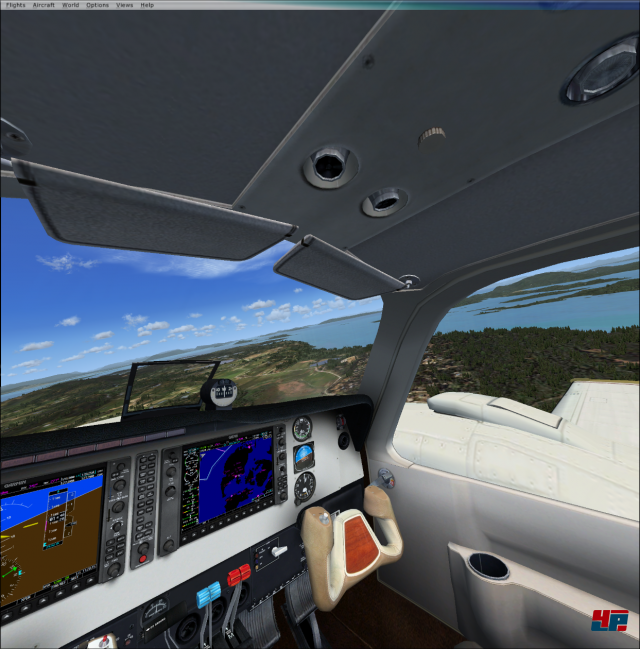 Screenshot - Microsoft Flight Simulator X (PC)