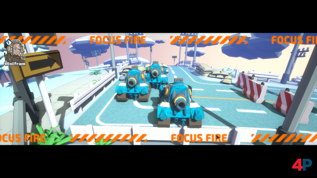 Screenshot - Tiny Metal: Full Metal Rumble (PC) 92592416