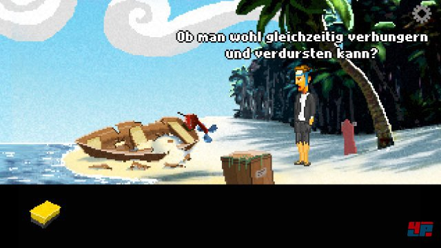 Screenshot - Game Royale 2 - The Secret of Jannis Island (Android)