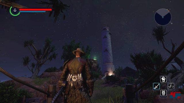 Was gibt es an diesem Leuchtturm zu sehen?