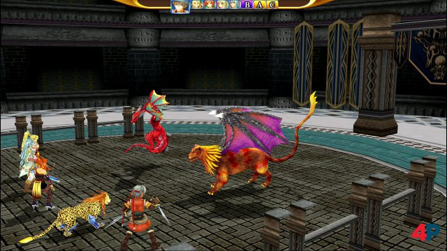 Screenshot - Illusion of L'Phalcia (PC)