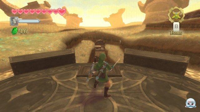 Screenshot - The Legend of Zelda: Skyward Sword (Wii) 2284192