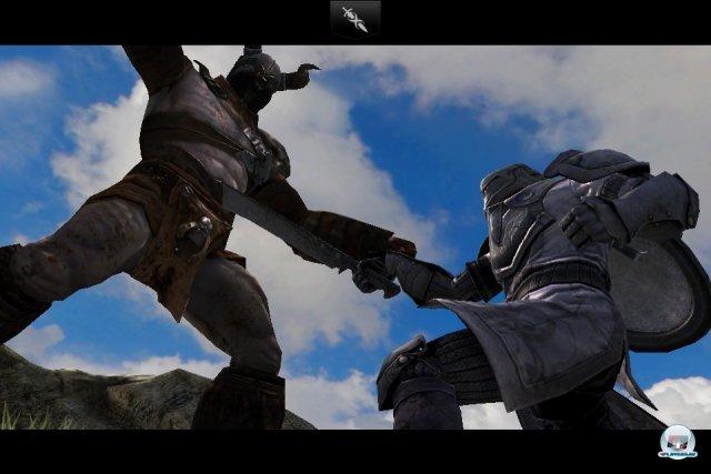 Screenshot - Infinity Blade 2 (iPhone) 2296877