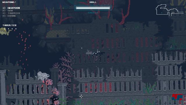 Screenshot - The Aquatic Adventure of the Last Human (Linux) 92518719
