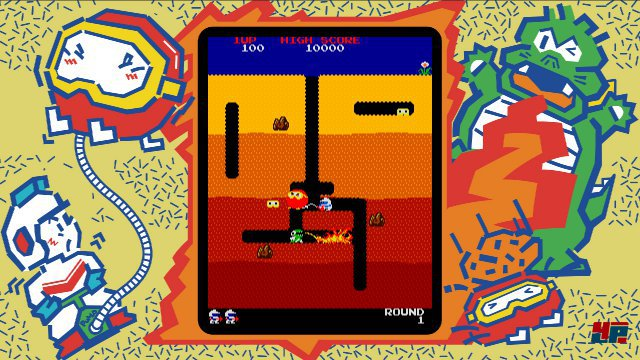 Screenshot - Namco Museum (Switch) 92543996