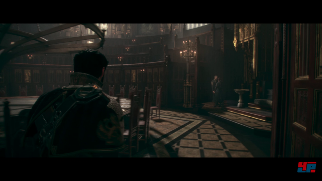 Screenshot - The Order: 1886 (PlayStation4) 92499876