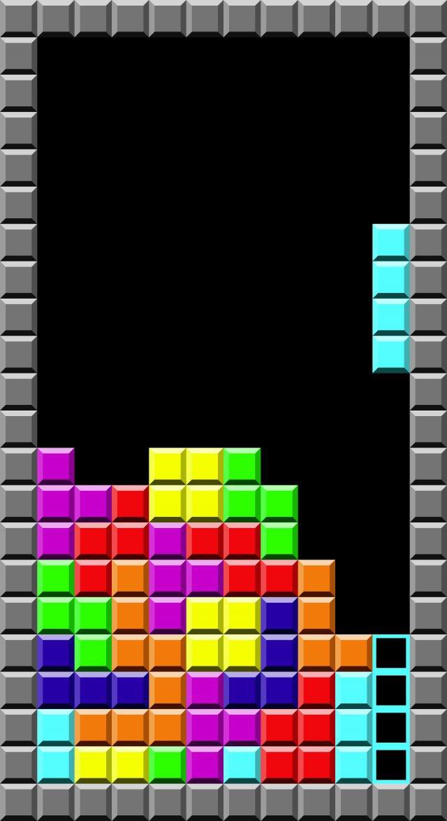 Zeitlos genial: Das Tetris-Prinzip.
