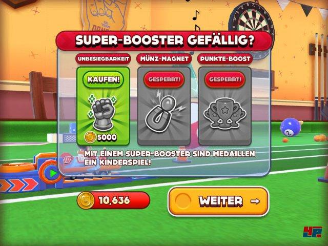 Screenshot - Joe Danger Infinity (iPad) 92475791