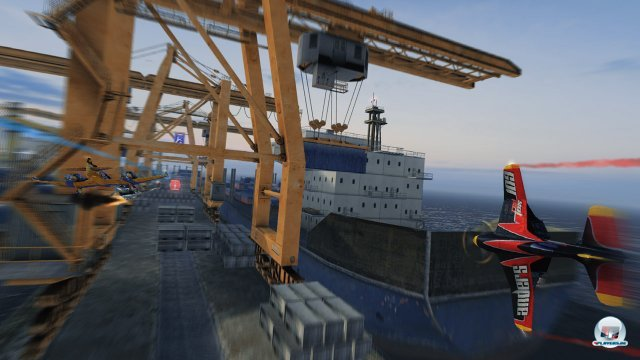 Screenshot - SkyDrift (PlayStation3)