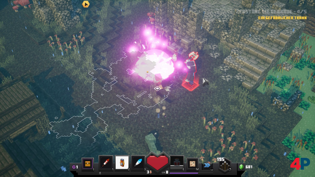Screenshot - Minecraft Dungeons (PC) 92614183