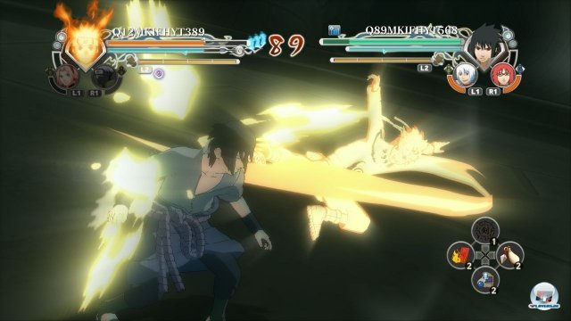 Screenshot - Naruto Shippuden: Ultimate Ninja Storm Generations (PlayStation3) 2314912