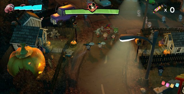 Screenshot - Ray's the Dead (PC)