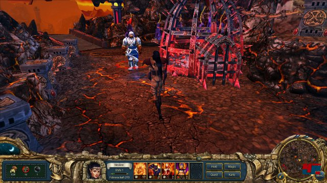 Screenshot - King's Bounty: Dark Side (PC)