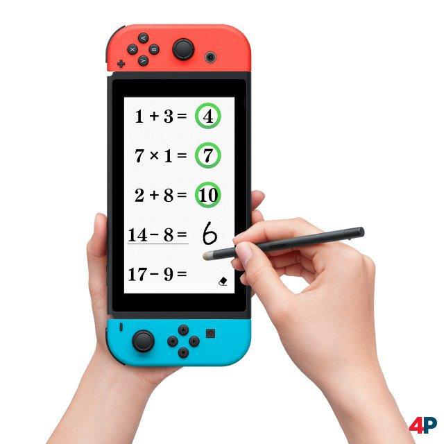 Screenshot - Dr. Kawashimas Gehirn-Jogging für Nintendo Switch (Switch) 92598043