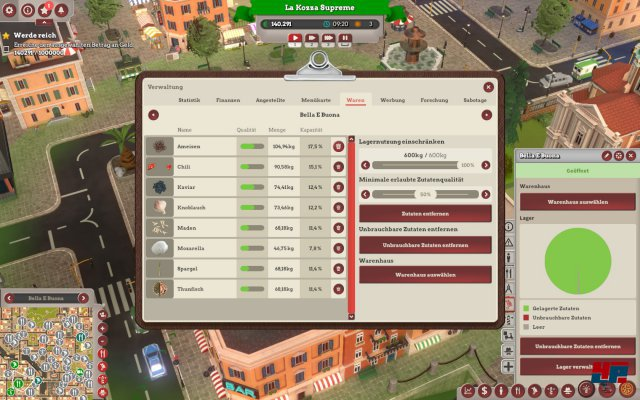 Screenshot - Pizza Connection 3 (PC) 92562606
