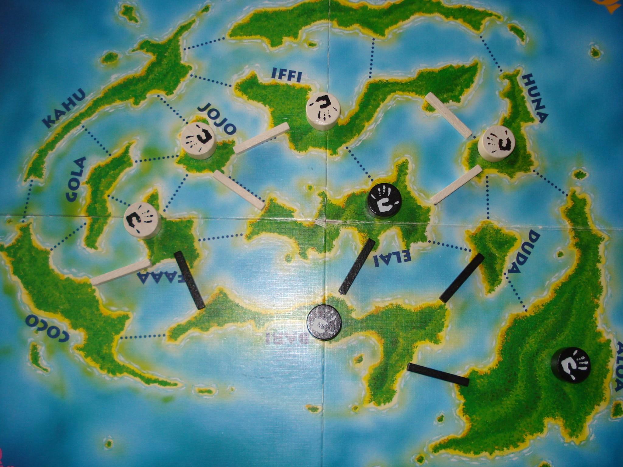 Kampf um zwölf Inseln: Wer dominiert die Wasserwege?