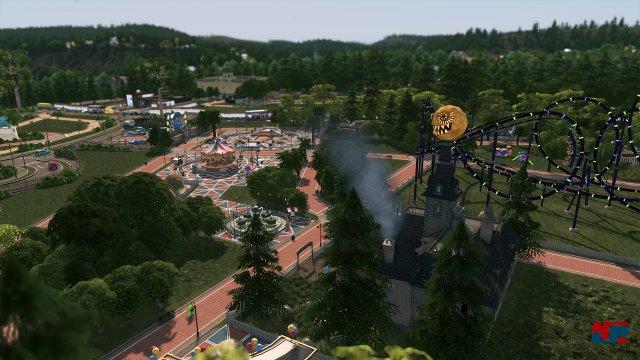 Screenshot - Cities: Skylines - Parklife (PC)