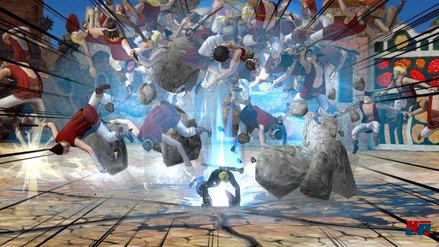 Screenshot - One Piece: Pirate Warriors 3 (PlayStation3) 92497609
