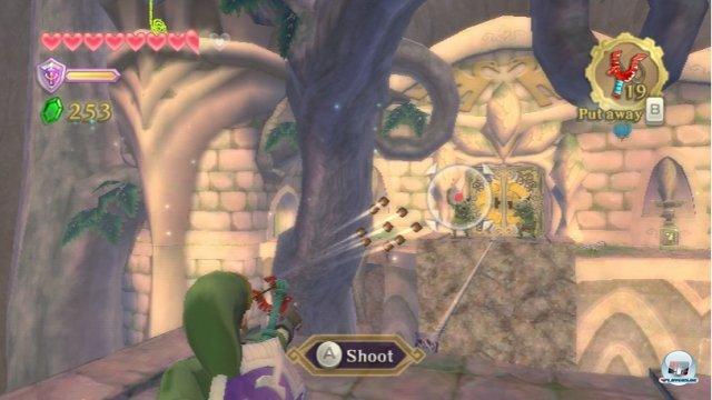 Screenshot - The Legend of Zelda: Skyward Sword (Wii) 2276572