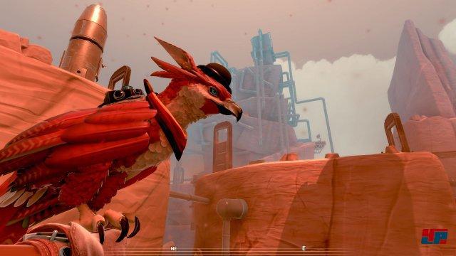 Screenshot - Falcon Age (PS4) 92586049