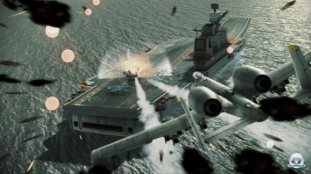 Screenshot - Ace Combat: Assault Horizon (360) 2248847