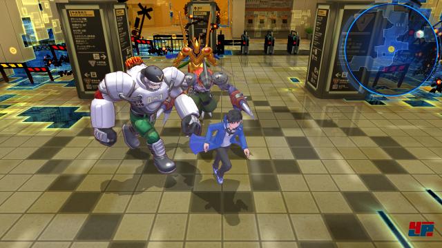 Screenshot - Digimon Story: Cyber Sleuth - Hacker's Memory (PS4) 92542712