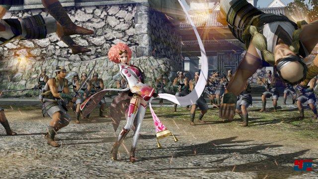 Screenshot - Samurai Warriors 4 (PlayStation4) 92492918
