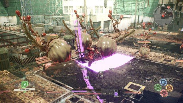 Screenshot - Scarlet Nexus (PlayStation5) 92645775