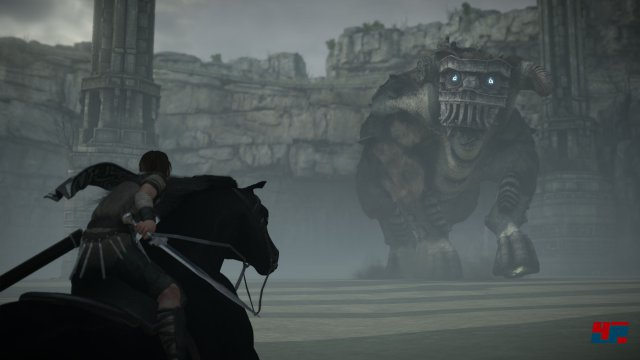 Screenshot - Shadow of the Colossus (PS4)