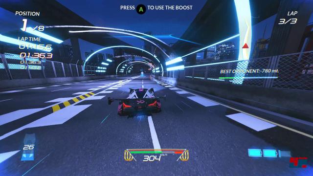 Screenshot - Xenon Racer (PC) 92586058