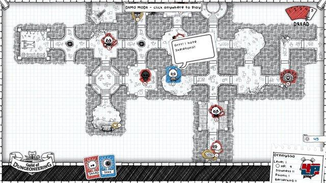 Screenshot - Guild of Dungeoneering (PC) 92498016