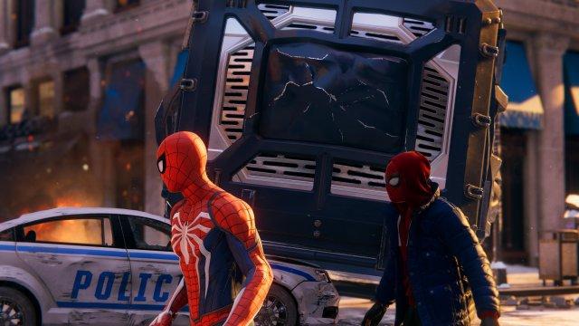 Screenshot - Marvel's Spider-Man: Miles Morales (PlayStation5)