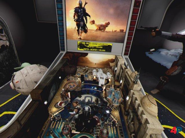 Screenshot - Star Wars Pinball VR (PlayStationVR) 92640871